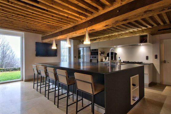 Esquisses D Interieurs A Aix Les Bains Architecte D